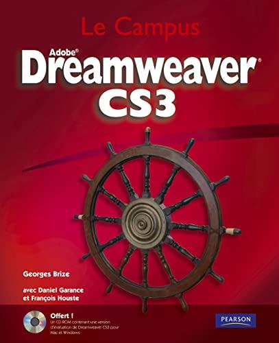 9782744022609: Dreamweaver CS3 (1Cédérom)