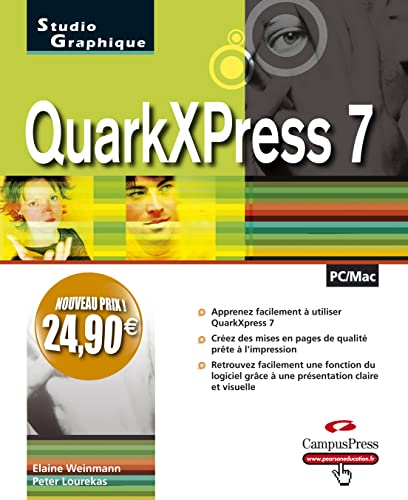 9782744023170: Quarkxpress 6 for Macintosh and Windows