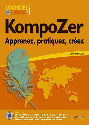 9782744023460: KompoZer (French Edition)