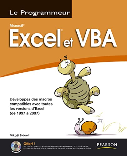 9782744023538: Microsoft Excel et VBA (French Edition)