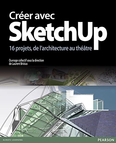 9782744023583: Créer avec Sketchup (French Edition)