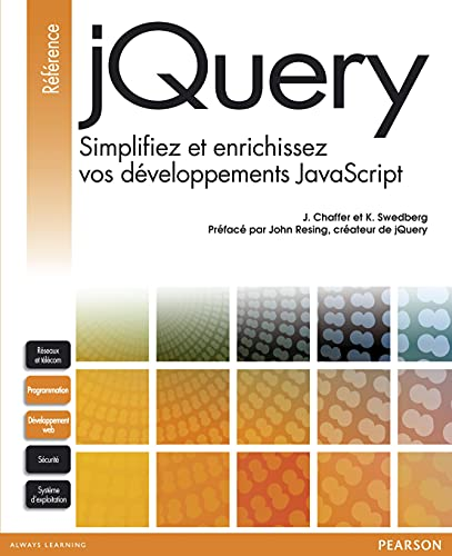 9782744023811: jQuery (French Edition)