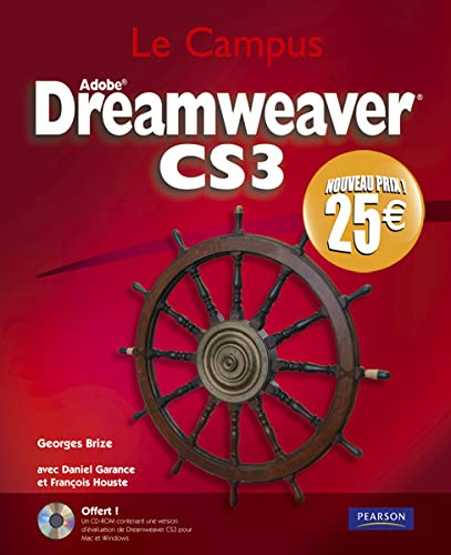 9782744024047: Dreamweaver 3 CS3 nouveau prix