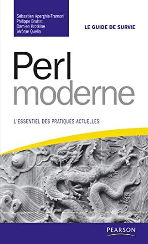 9782744024191: Perl moderne