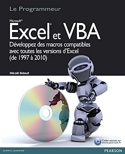 9782744024252: Excel et VBA (French Edition)
