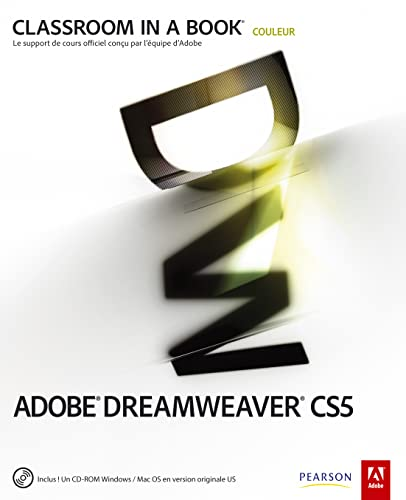 9782744024382: Adobe Dreamweaver CS5 (1Cédérom) (French Edition)