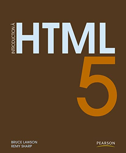 9782744024764: Introduction a Html 5