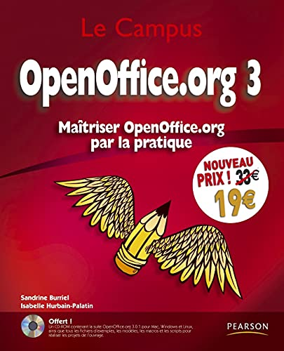 9782744025075: OpenOffice.org 3 (French Edition)