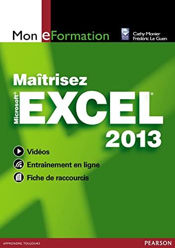 9782744025686: Maîtrisez Excel 2013