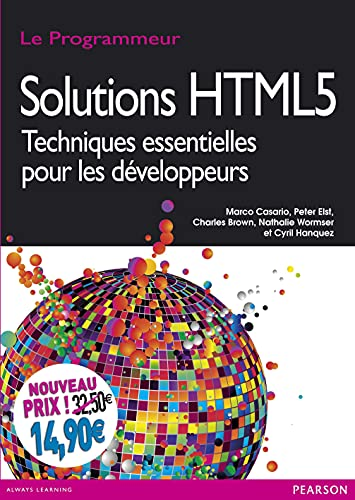 9782744025921: Solutions HTML5