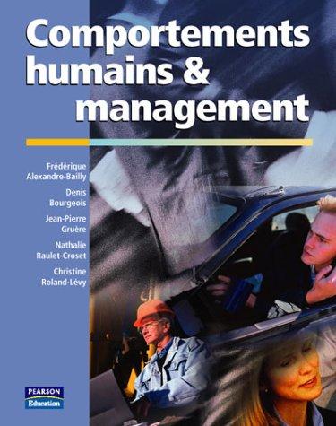 9782744070068: Comportements humains et management