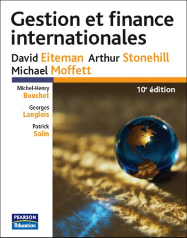 9782744070358: Gestion et finance internationales