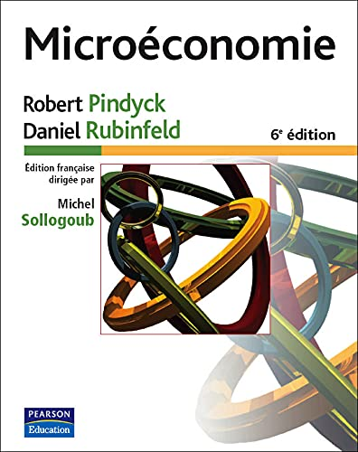 9782744070921: Pindyck:Microeconomie _p6