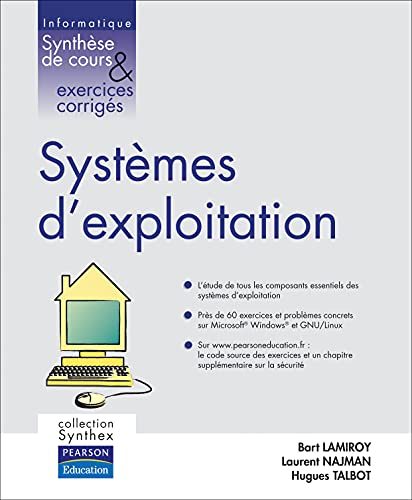 9782744071935: Syst�mes d'exploitation: Collection Synthex