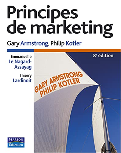 9782744072215: Principes de marketing