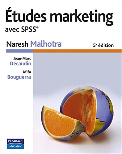 9782744072307: �tudes marketing avec SPSS�
