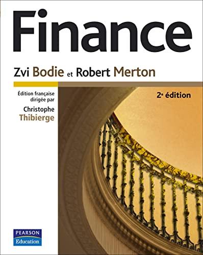 9782744072390: finance (2e édition)