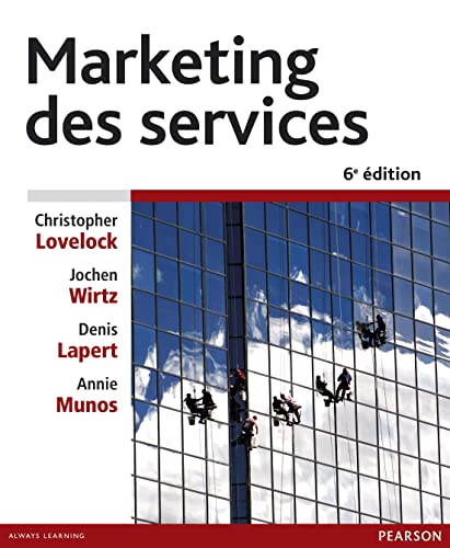 9782744072659: Marketing des services (French Edition)