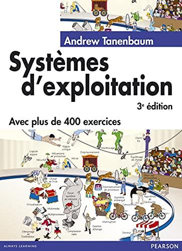 Systèmes d'exploitation 3ème Ed (2744072990) by [???]
