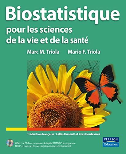 9782744073496: Biostatistique