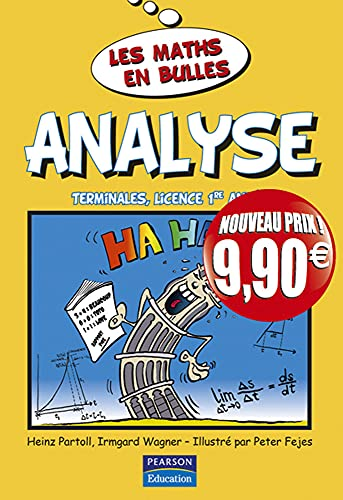 9782744074318: Analyse: Les maths en bulles