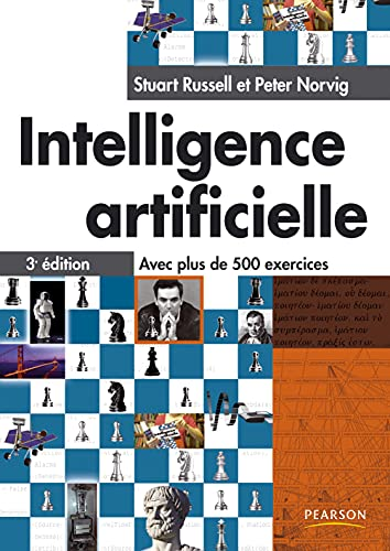 9782744074554: Intelligence artificielle 3e édition : Avec plus de 500 exercices