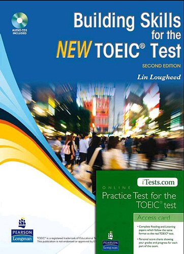 9782744074974: Building Skills for the New TOEIC Test (1CD audio)