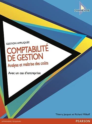 9782744075049: Comptabilité de gestion (French Edition)