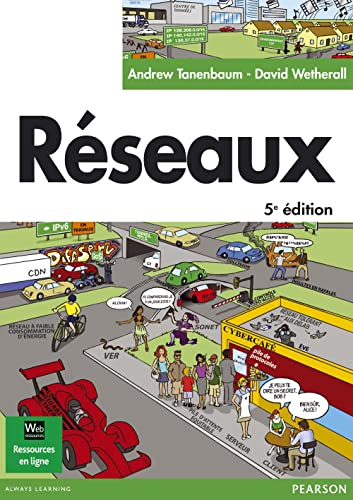 Réseaux (French Edition) (2744075213) by Tanenbaum/Wetherall