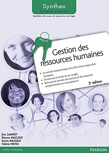 9782744075278: Gestion des ressources humaines (French Edition)