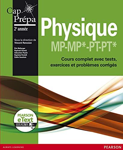 9782744075506: Physique MP-MP*, PT-PT* (Inclus etext)