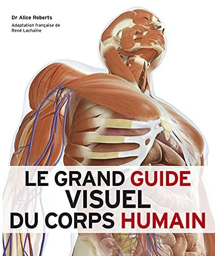 9782744075681: le grand guide visuel du corps humain