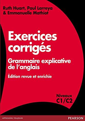 Grammaire Explicative De L Anglais Exercices Pdf Livre En Ligne Pdf Community