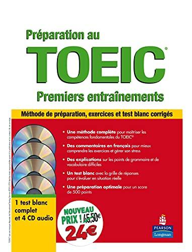 9782744077159: Préparation au TOEIC : Premiers entraînements