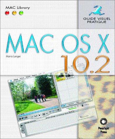 MAC OS X 10.2: Langer, Maria