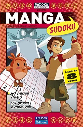 9782744091209: Manga Sudoku (French Edition)