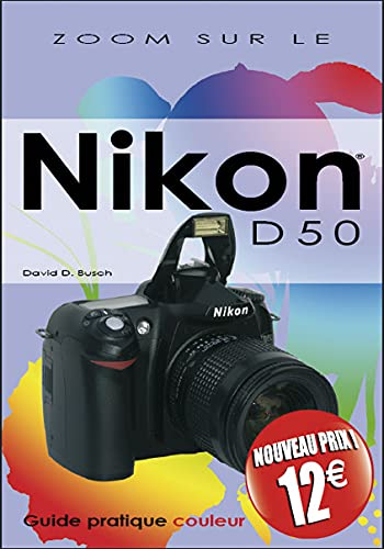 9782744092701: Nikon d520 (Zoom sur...)