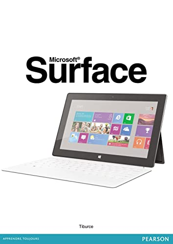 Microsoft surface: Tiburce