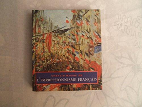 9782744102257: Chefs D'Œuvre De L'Impressionnisme Français