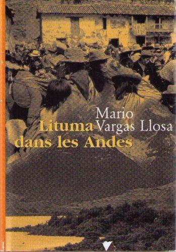 9782744105531: Lituma dans les Andes