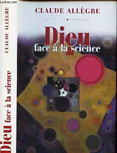 9782744116322: Dieu face à la science