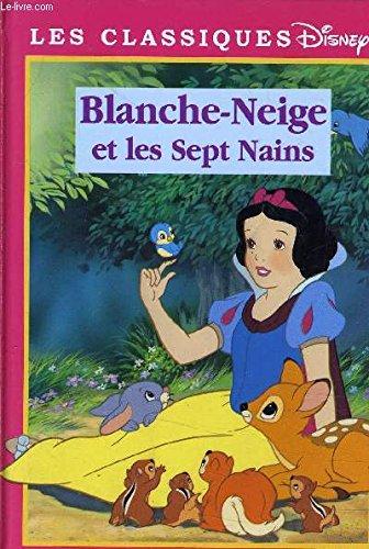 9782744118159 Blanche Neige Et Les Sept Nains Les