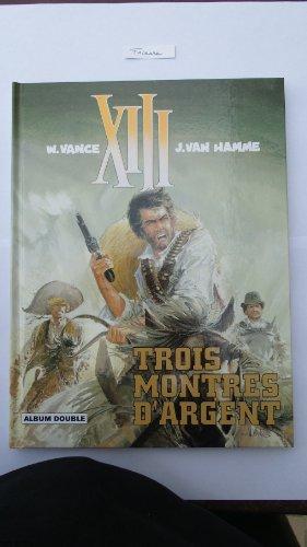 9782744118951: Trois Montres D'argent / Le Jugement