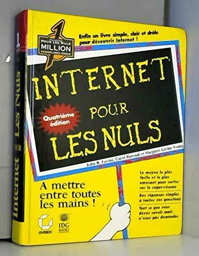 9782744119590: Internet pour les nuls