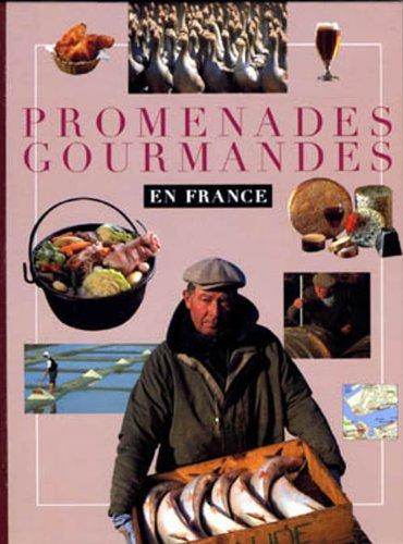 9782744120640: Promenades gourmandes en France