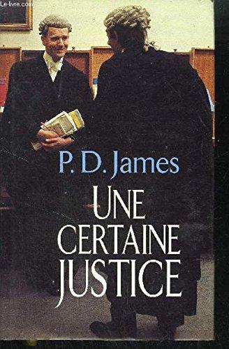 9782744122675: Une certaine justice