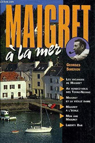9782744126260: Maigret à la mer