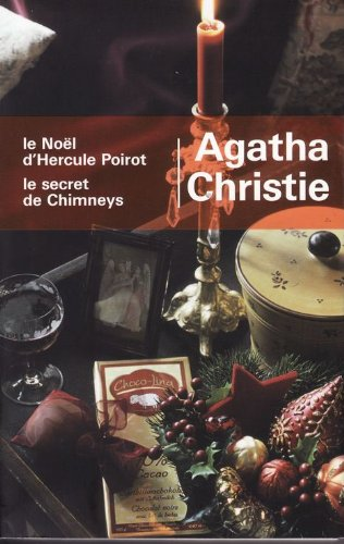 9782744128479: Le Noël d'Hercule Poirot / Le secret de Chimneys