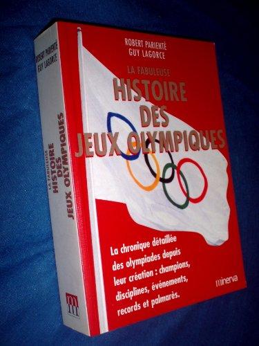 La Fabuleuse histoire des Jeux Olympiques -Chronique: Parienté Robert Lagorce