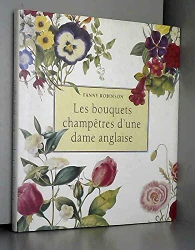 9782744138591: Les bouquets champêtres d'une dame anglaise